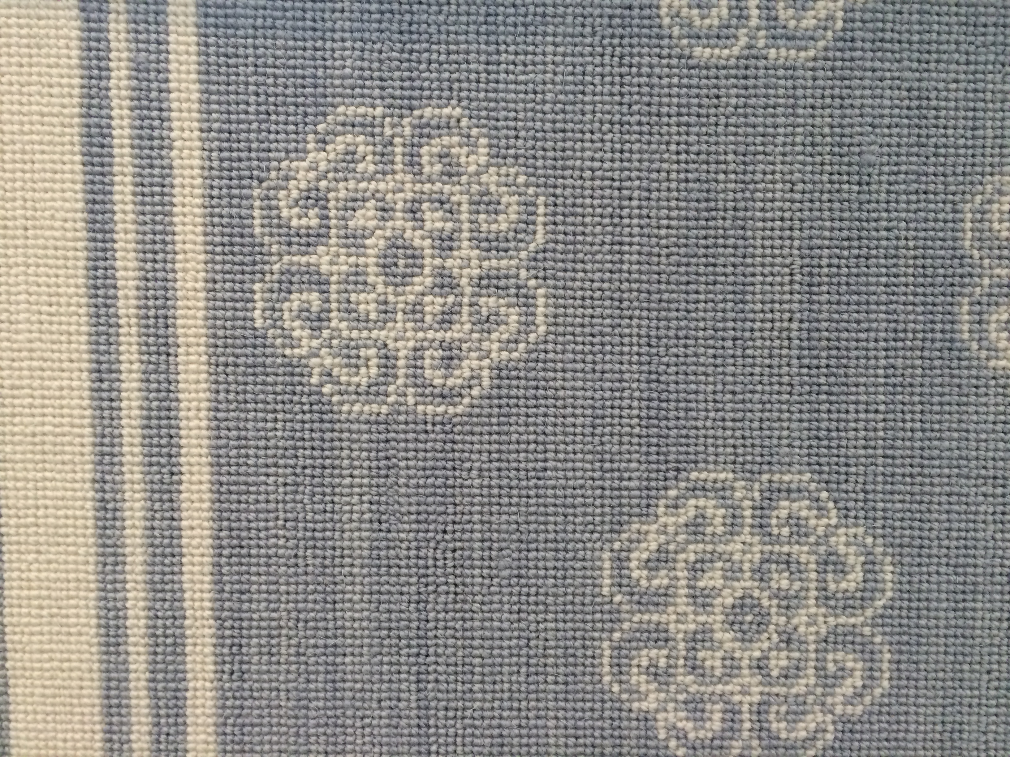 Broadloom carpet or wall to wall abbey carpet of san for Wool carpeting wall to wall