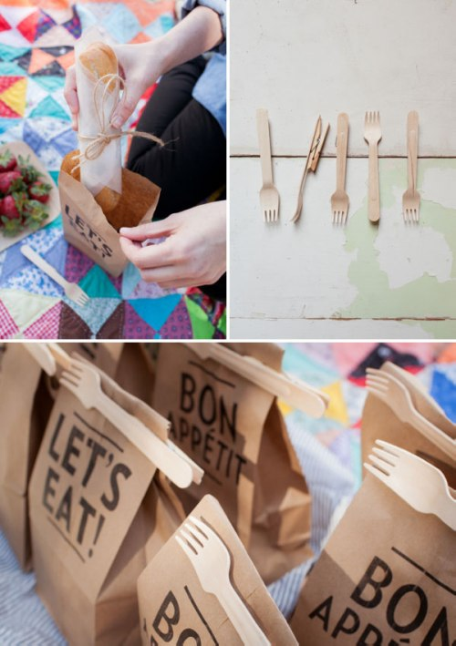 Perfect Picnic Ideas via Abbey Carpet SF