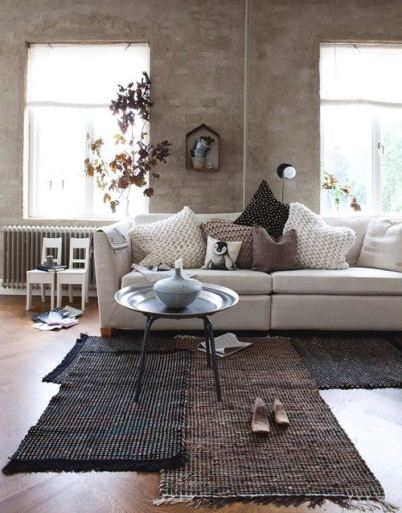 Four Fall Decor Ideas via Abbey Carpet of SF