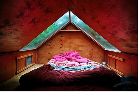 Get Cozy in these 7 Snug Spaces! via Abbey Carpet of SF