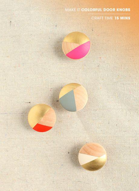 5 Delightful DIY Ideas via Abbey Carpet SF
