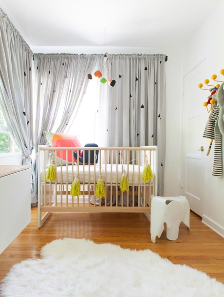 Nursery Inspiration for New Mothers via Abbey Carpet SF