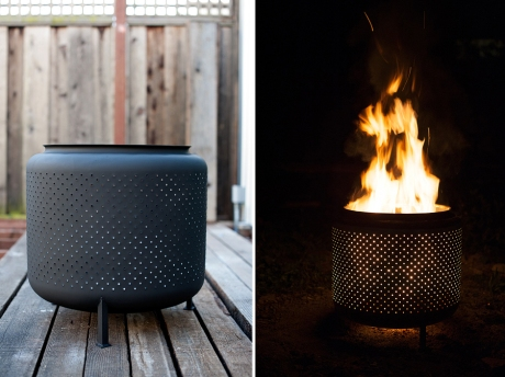 5 Fabulous Fire Pits via Abbey Carpet SF