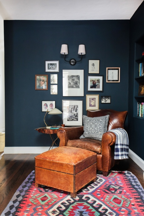 November is for nooks! via Abbey Carpet of SF