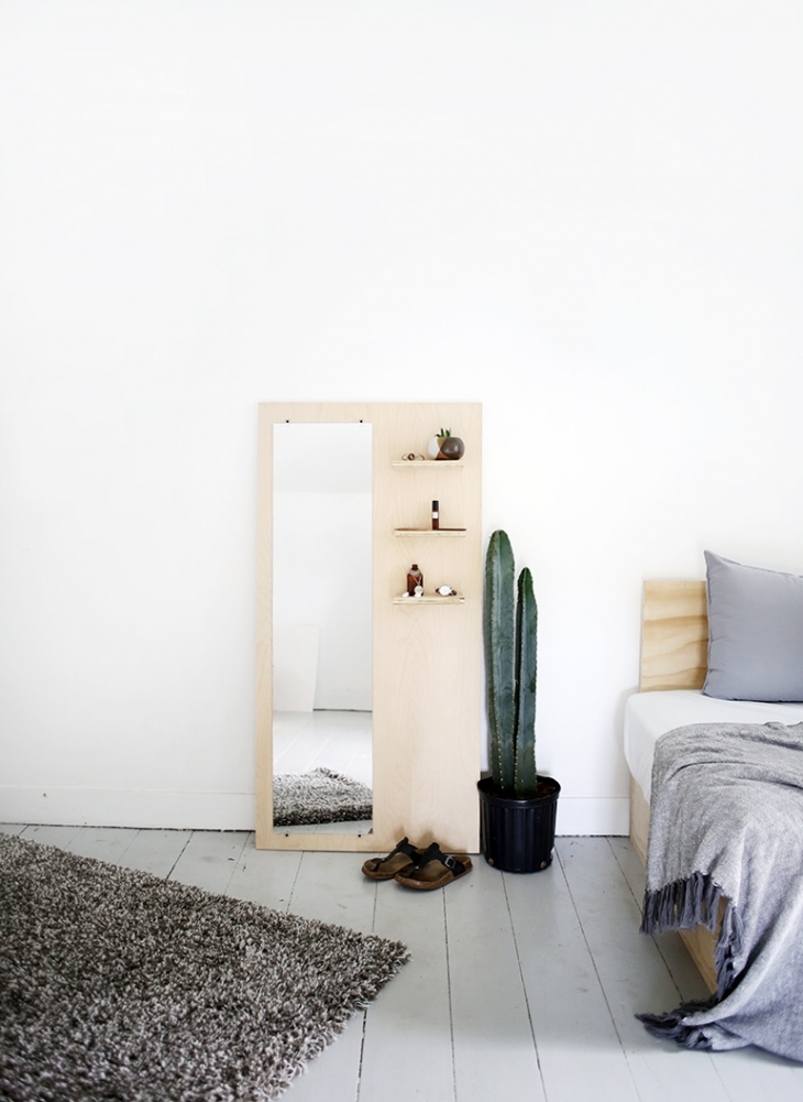 Perfect Uses of Plywood via Abbey Carpet of SF