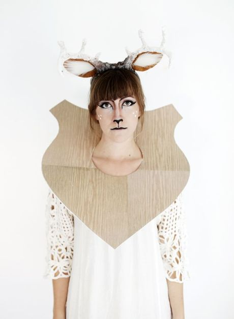 5 Fun Costume DIY Ideas via Abbey Carpet SF